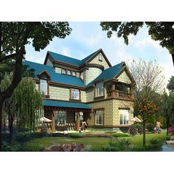 轻钢结构房屋定制-为您推荐壹佳墅园品质好的轻钢别墅图片
