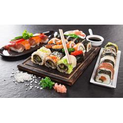 青岛日式寿司培训哪家好学的快学费低-城阳寿司培训机构图片