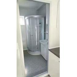 活动房安装-移动卫生间认准厦门法利莱集装箱图片