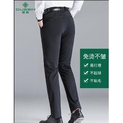 男士裤子哪家好-郑州口碑好的男士商务裤推荐图片