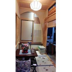 天津阳台榻榻米-天津美鹤和室-天津阳台榻榻米图片