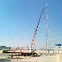避雷塔厂家-河北具有口碑的GFL角钢避雷针塔服务商图片
