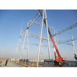 变电站龙门架构-优良变电站构架优选河北常通