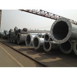 110千伏钢杆厂家-电力钢杆认准河北常通图片