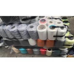 毛织涤纶回收-毛织涤纶回收-红杰毛衣毛料回收图片