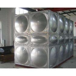 天津不锈钢水箱-泽明激光-不锈钢水箱多少钱图片
