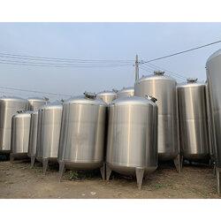 立式不锈钢储罐-临汾不锈钢储罐-太原泽明图片