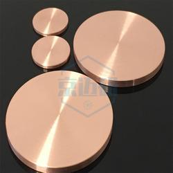 高纯铜靶材 Cu靶材 磁控溅射靶材 电子束镀膜蒸发料图片