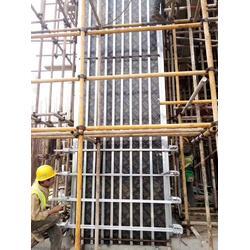 满足新型方柱加固件的生产要求图片
