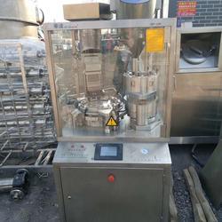 哪里回收膠囊灌裝封口機 粉劑螺桿填充機 高精密度全自動膠囊充填機 1200C高速膠囊灌裝機圖片