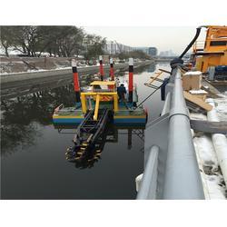 小型绞吸式挖泥船-挖泥船多少钱-挖泥船生产厂家图片
