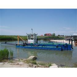 小型射吸式抽沙船出口俄罗斯-抽沙船生产厂家(在线咨询)