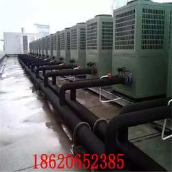 商用泳池机空气源热泵恒温热水循环机组设备图片