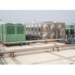 员工宿舍空气能热水器设备 宿舍空气能热水器图片