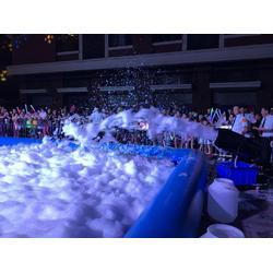 喷射式泡沫机,派对泡沫机,演出活动特效泡沫机租赁图片