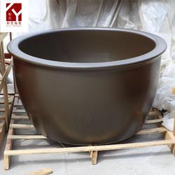陶瓷大缸 定制加工各种澡堂冲洗缸 温泉洗浴泡澡大缸定做图片