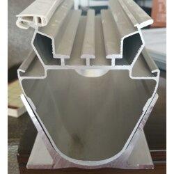 玻璃温室大棚铝合金屋脊 一道农业造图片