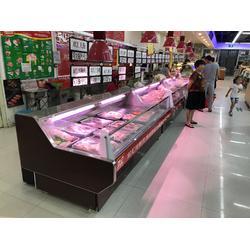 鲜肉柜 展示柜 选菜柜 恒温保鲜 鼎好冷柜图片