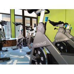 美能达健身房商用跑步机D12动感单车厂家图片