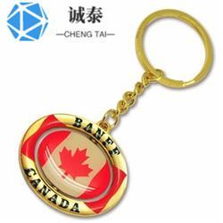 汽车礼品钥匙扣,国际珐琅旋转钥匙扣,金属钥匙扣制作图片