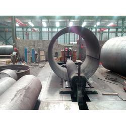 厂家直销大型钢板卷管污水管丁字焊管厂家直销优惠图片