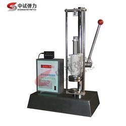 0-500n手动弹簧拉压试验机高分辨率精度准图片