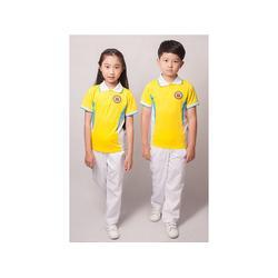 小学生校服套装-小学生校服哪个生产商好-推荐文钦服饰图片