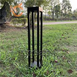园林绿化景观草坪灯0.6草地立柱灯不锈钢照明景观灯小区花园庭院灯图片