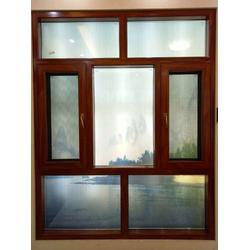 平框断桥窗代理加盟-广东质量好的平框断桥铝平开窗供应价格