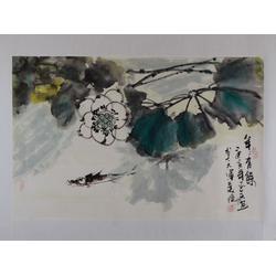 肇庆七星斋画廊-传统毛笔水墨画在哪买图片
