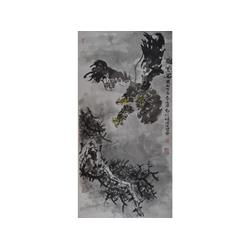 肇庆传统山水画作品装裱-出售出色的山水画作品图片