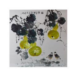 肇庆七星画廊-想找传统毛笔水墨画就来七星斋画廊图片