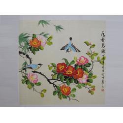 传统毛笔水墨画廊-出售别致的传统毛笔水墨画图片