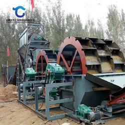 節能選礦洗沙生產線報價 沙場礦石分離機廠家現貨圖片