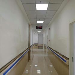无菌医用扶手哪家好 防撞扶手品牌有什么 PVC医院扶手厂家图片