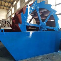 轮式洗砂机厂家-天津轮式洗砂机-顺凯机械图片