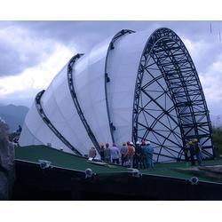 大型膜结构工程-亳州膜结构工程-安徽金梁图片