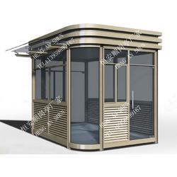 福州钢结构岗亭-钢结构岗亭哪里可以买到图片