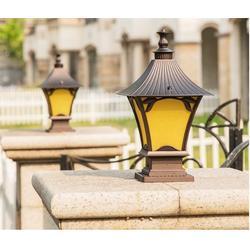柱头灯生产厂家-大昌路灯(在线咨询)北京柱头灯图片