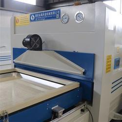 吸塑机设备-不锈钢橱柜吸塑机设备-永鸿木业机械图片