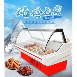 熟食柜鸭脖柜定做熟食冷冻冷藏柜定做图片