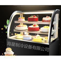 超市蛋糕展示柜定做蛋糕冷藏柜什么牌子质量好图片