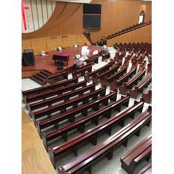教会教牧椅-丽明家具只为教会设计-教会教牧椅供应图片