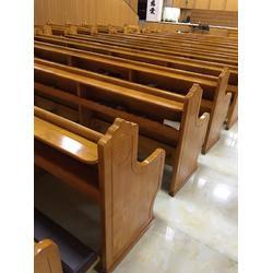 河北教会讲经台-丽明家具(教会服务)教会讲经台定制图片