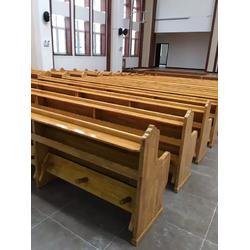 教会教牧椅品牌-丽明家具(设备先进)广州教会教牧椅图片