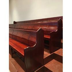 教会讲经台-丽明家具只为教会设计-实木教会讲经台哪家好图片