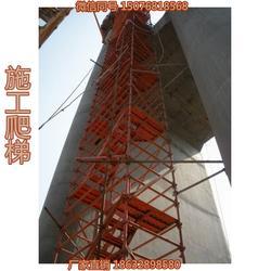 骏腾厂家生产安全爬梯 建筑梯笼 质优价廉图片