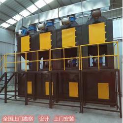 化工厂催化燃烧设备-催化燃烧设备-德源环保质优价更优(查看)图片