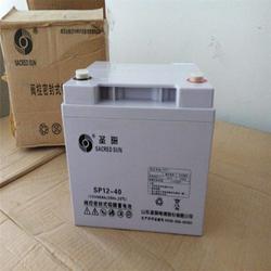 圣阳蓄电池FTB12-55 12/55AH 经销商图片