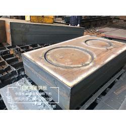 Q345B/Q345D 材质,厚度250/280钢板零割下料图片